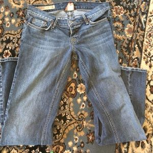 Lucky Brand Lil Hale Jeans Sz 28