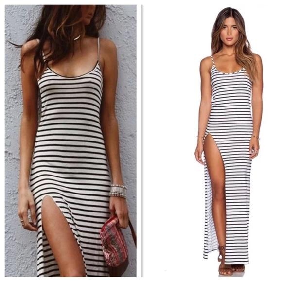 Striped Beach Dresses