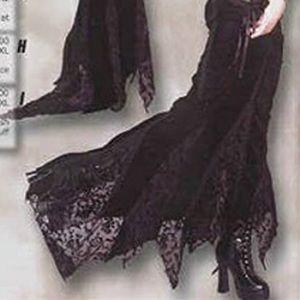 lip service Dresses & Skirts - Lip service requiem of the dead long skirt S goth