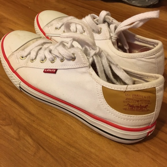 kupować bliżej na fantastyczne oszczędności Levi converse lookalike shoes