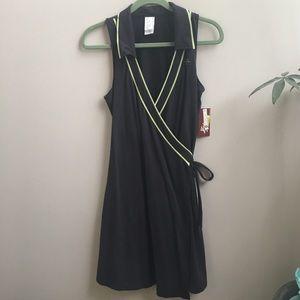 Original Penguin Dresses & Skirts - NWT Lacoste original penguin wrap dress M