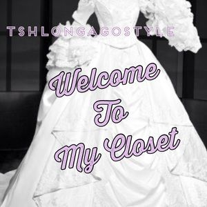 💜 WELCOME TO MY CLOSET💜