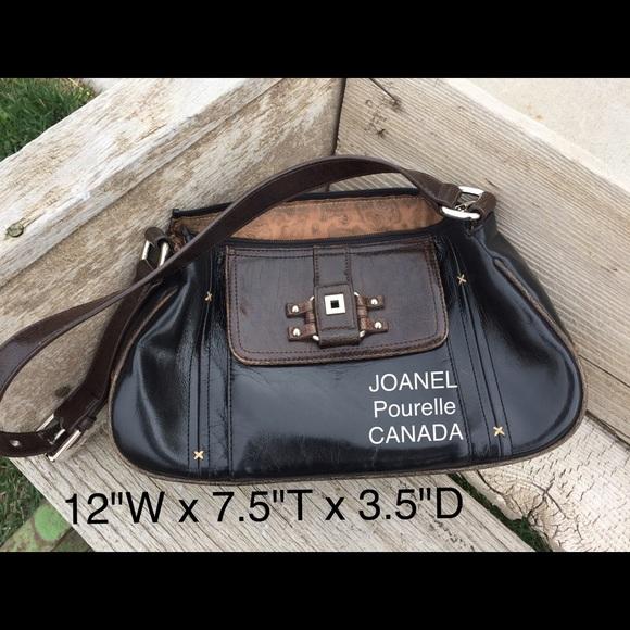 845e4538a5be Joanel Modern Crossbody Red Source · JOANEL Bags Beautiful Brown Shoulder  Purse Poshmark