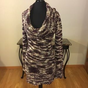 Arden B Dresses & Skirts - Beautiful Arden B Purple Passion Knitted Dress