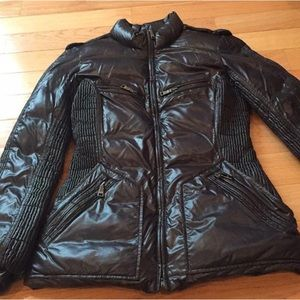 Add Down Jackets & Blazers - ADD down nylon puffer jacket Sz 4