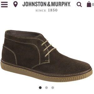 Johnston & Murphy Other - Johnston & Murphy Wallace Chukka Size 9M