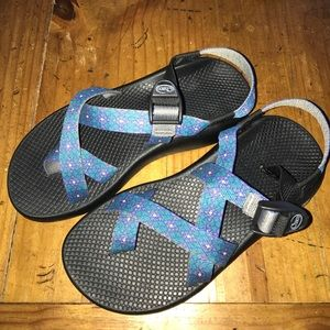 Chaco Shoes - Super Cute Chacos!! 💙Like New!! Women's 8