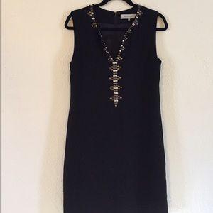 Gerard Darel Dresses & Skirts - Amazing Gerard Darel Beaded Tunic Shift dress