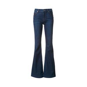 10 Crosby Derek Lam Denim - Derek Lam 10 Crosby Denim Noha Flare Jeans $255