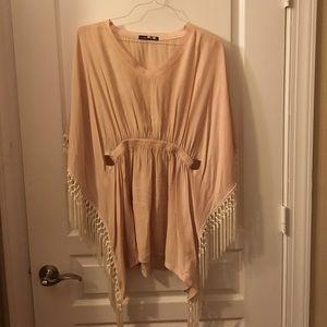Gypsy 05 Dresses & Skirts - Gypsy Fringe Dress