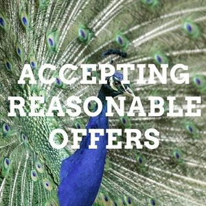 Other - Reasonable offers will be considered!