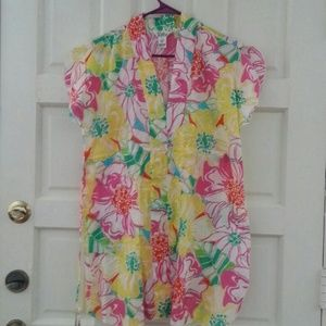 Lilly Pulitzer Other - NWOT Lilly Pulitzer Swim Coverup Medium