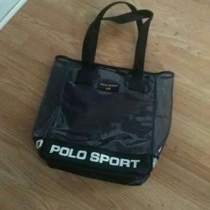 Polo by Ralph Lauren Other - Polo sport bag