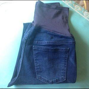 Rockstar Maternity Pants - Rockstar Maternity Skinny Jeans!