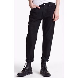 BLK DNM Other - BLK DNM Men's 'Jeans 5' Slim Coated Denim Jeans