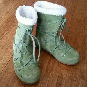 Tecnica Shoes - Moon boots waterproof snow boots