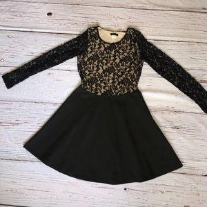 venus Dresses & Skirts - Venus Lace Skater Dress