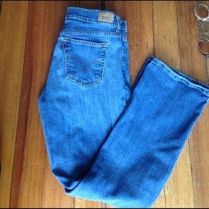 Levi's Denim - Women's Levi's Boot Cut 515 Jeans