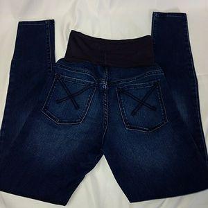 Old Navy Maternity Skinny Jeans Size 2