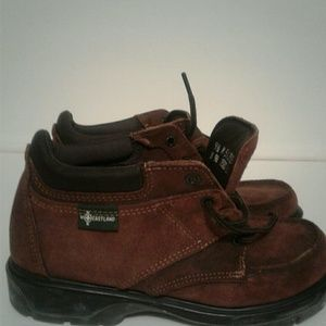 Eastland  Shoes - Vintage EASTLAND Leather Hiking Boots Womens 9.5
