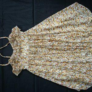 Nwt Alythea flowy spring dress sz small