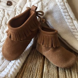 GAP Other - Baby Gap Infant Moccasins