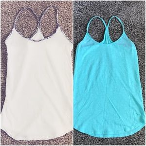 PINK Victoria's Secret Tops - Bundle of two Victoria's Secret Pink XS tank tops