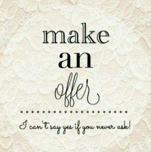 Tops - Make me an offer ?