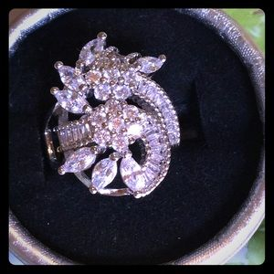 boutique Jewelry - CZ STAMPED .925 RING