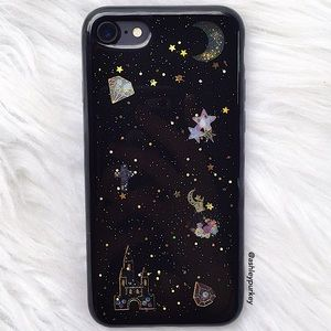 B-Long Boutique  Accessories - ❤️LAST CHANCE❤️ black space iphone 6 Plus case