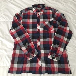 Wesc Other - WESC Button Down Flannel Size L