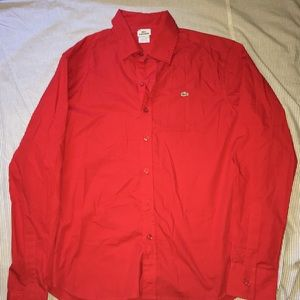 """Lacoste Other - Lacoste """"Falstaff """" Button up shirt"""