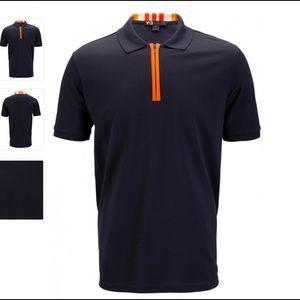 Y-3 Other - Y3 Yohji Yamamoto Summer Polo shirt navy 2XL NEW