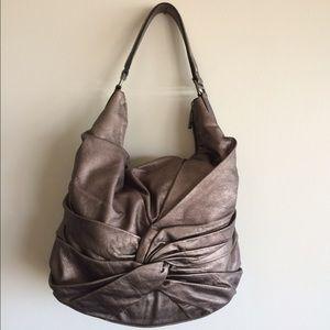 Burberry Handbags - SALE🎉Burberry Maggie Lambskin Maggie Knot Hobo