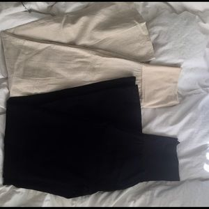 ARDEN B 2 pairs of bell bottom pants