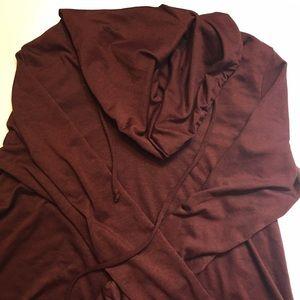 bobeau Sweaters - Bobeau hooded sweater