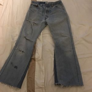 Levi's RE/DONE Denim