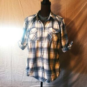 Carhartt Tops - Carhartt button down shirt