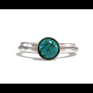 nejd Jewelry - ❗️sale❗️925 Silver Turquoise Stacking Ring Set
