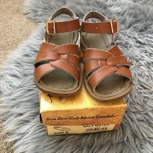 Salt Water Sandals by Hoy Other - Kids Salt Water Sandals, great condition!