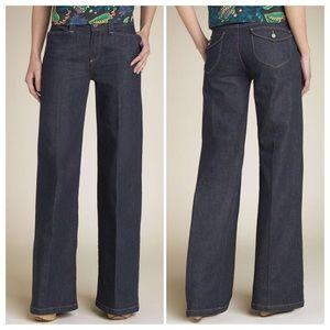 Paige Jeans Denim - ❤Paige Denim 'Hillhurst' Wide Leg Stretch Trousers