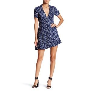 Free People Dresses & Skirts - NWT Free People Printed Swing Shirt Dress