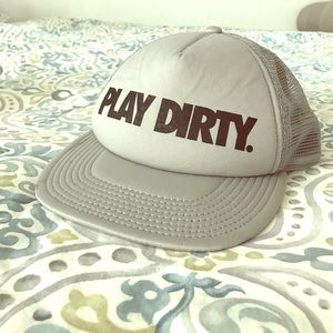 "Undefeated Other - ""Play Dirty"" SnapBack"