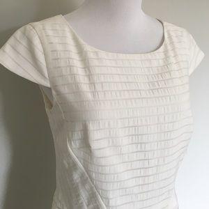 Anne Klein White Dress