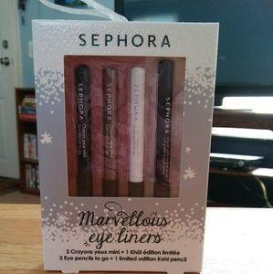 Sephora Other - Sephoras 4pc. Eyeliner Set