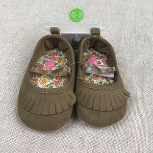 Other - Mary Jane baby shoes