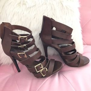 Mossimo Supply Co Shoes - Strappy Heels