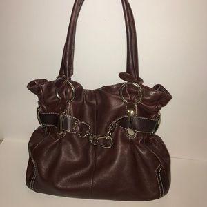 b. makowsky Handbags - Brown leather Shoulder Bag