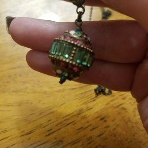 Sorrelli Jewelry - Sorrelli ball necklace in Happy Birthday