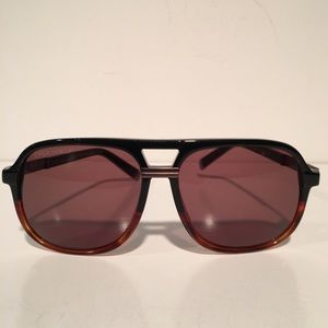 DSQUARED Other - Dsquared Brown Square Sunglasses